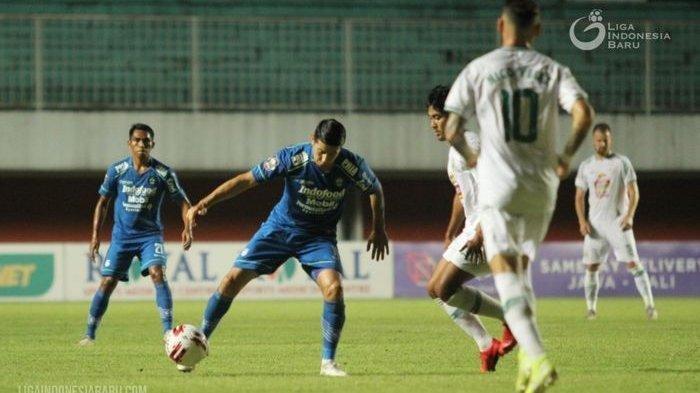 Skor 0-0, Sedang Berlangsung Live Streaming Persib Bandung vs PSS Sleman, Nonton Sekarang!
