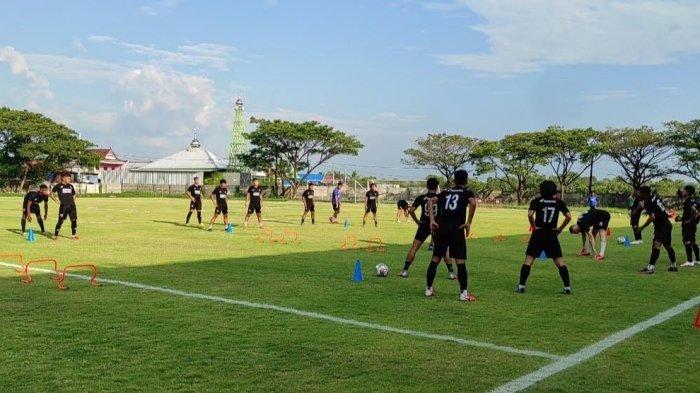 Absen Latihan Jelang Lawan Bali United, Kemana Anco Jansen, Abd Rahman, Yakob Sayuri & Yance Sayuri?