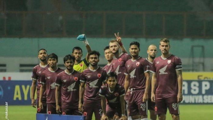 Catat 9 Gol, PSM Makassar Jadi Salah Satu Tim Tersubur Liga 1 Saat Ini