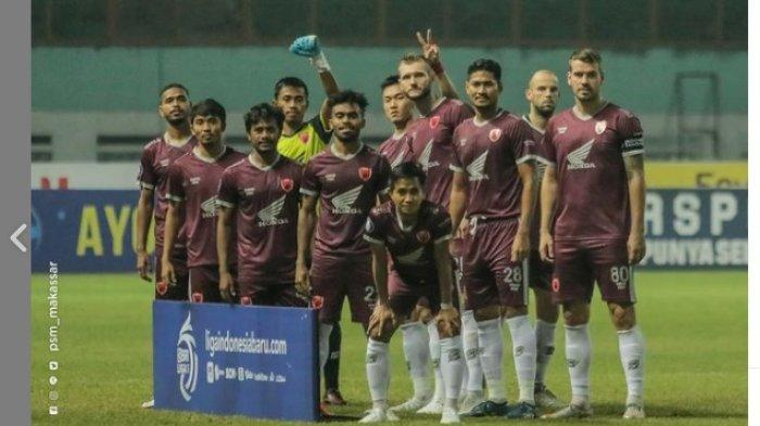 Jelang Laga PSM vs Bali United, Ada 7 Pemain Persaingan Ketat di Sayap Juku Eja, Siapa Jadi Starter?