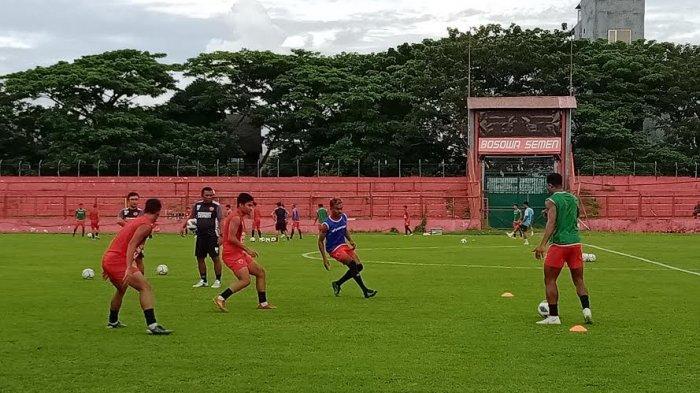 Latihan PSM Makassar Sore Ini Digelar Tertutup