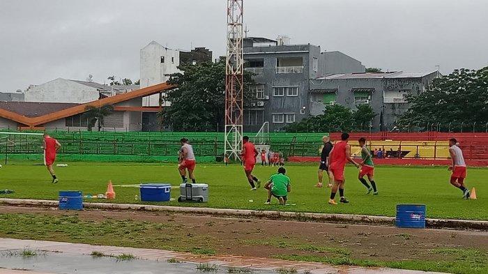 Sore Ini, Skuad PSM Makassar Latihan Bersyarat