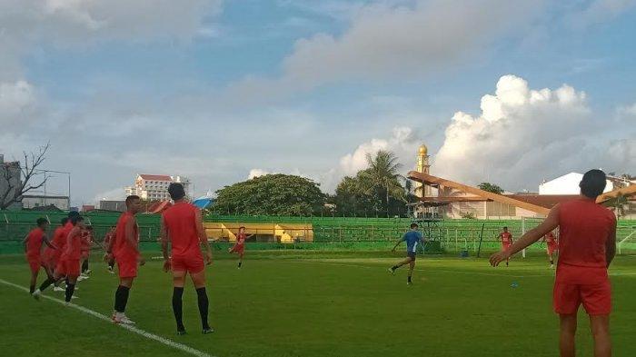 Bojan Hodak Mulai Tidak Beri Latihan Khusus Bagi Pemain PSM Makassar