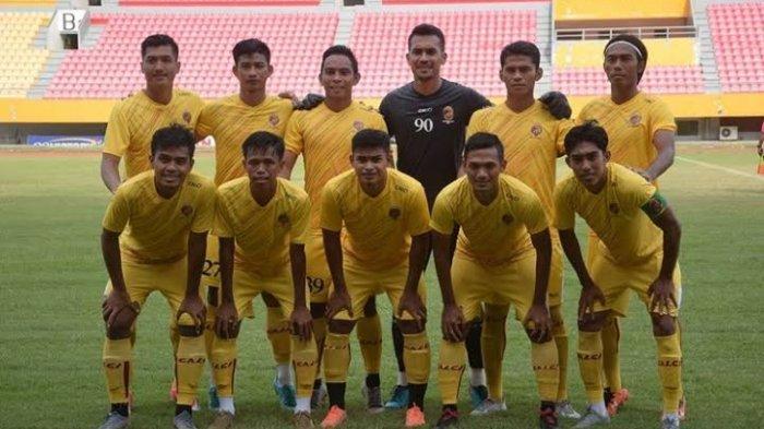 30 Pemain Sriwijaya Disiapkan Melawan PSM Makassar