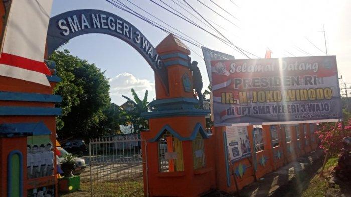 Berikut Daftar Sekolah di Wajo yang Akan Gelar Vaksinasi dan Ditinjau Langsung Presiden Jokowi