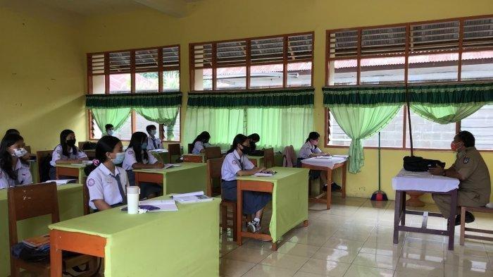 Ekonomi Sulsel Minus karena Covid-19, Kadis Pendidikan Jatah UNM, Toraja Utara Mulai Buka Sekolah