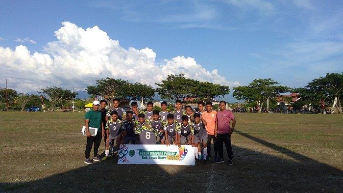 Sore Ini, SMAN 1 Lutra VS SMKN 2 Lutra di Final Cabor Sepak Bola Pekan Olahraga Pelajar
