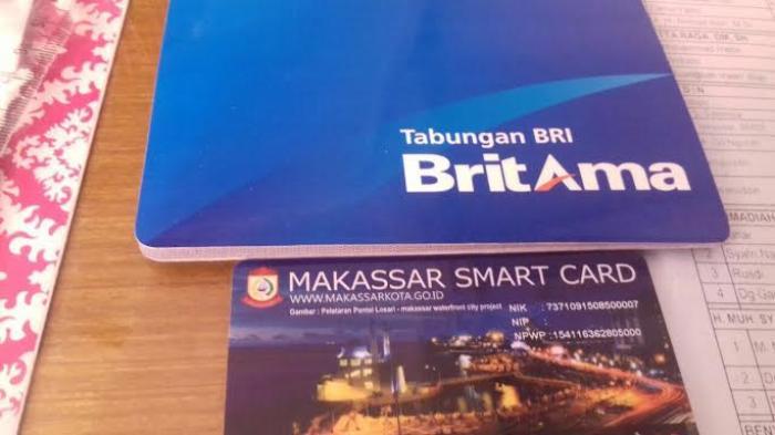 RT-RW di Kecamatan Panakkukang Terima Insentif Pakai Smart Card