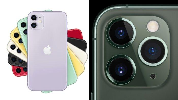 Spesifikasi, Harga iPhone 11 yang Pakai Chip Terkencang di Dunia dan Baterai Lebih Tahan dari XR