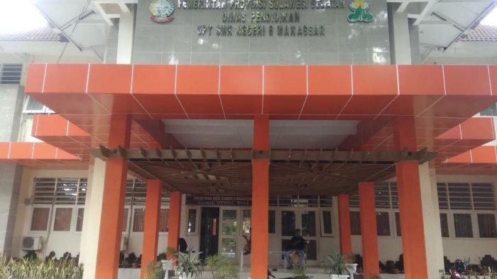 Siswa Jalani UNBK, SMK 8 Makassar Siapkan Ini Buat Antisipasi Penyebaran Virus Corona