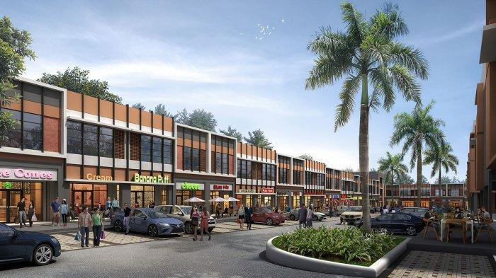 SMM Akan Luncurkan Ruko Graha Boulevard, Harga Mulai Rp 1,4 Miliar