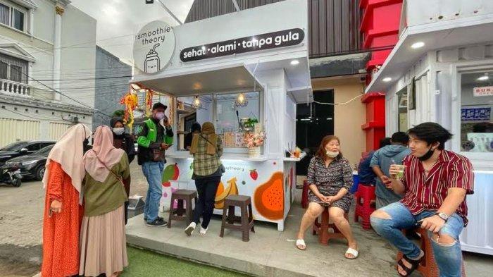 Smoothie Theory Kini Hadir di Kawasan Panakkukang Makassar