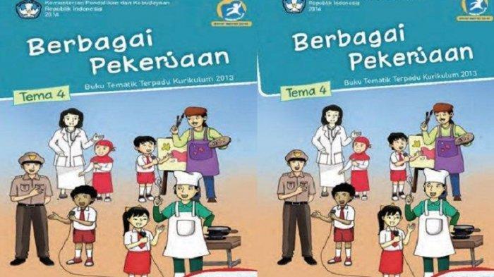 Soal dan Kunci Jawaban Buku Tematik Kelas 4 SD Tema 4 Subtema 1 Pembelajaran 6 Halaman 44 45 46