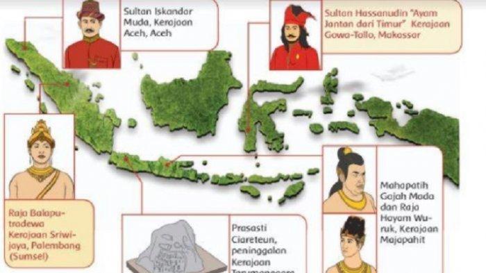 Soal Dan Kunci Jawaban Sd Kelas 4 Buku Tematik Tema 5 Halaman 22 23 24 Dan 25 Berjudul Pahlawanku Tribun Timur