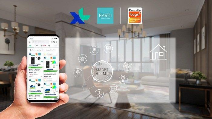 Hadirkan Solusi Rumah Pintar, XL Axiata Jalin Kerjasama dengan BARDI dan Tuya Smart