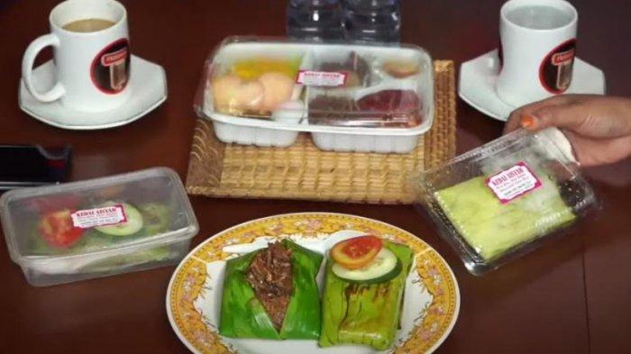 Mulai Rp 10 Ribuan Bisa Songkolo, Nasi Kuning, Bakar & Nasi Uduk Paru Rica di Kedai Aisyah