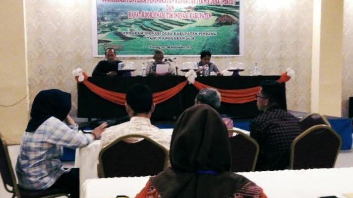 Sosialisasi Program Inovasi Desa Kemendes PDTT Sukses Digelar di Hotel M Pinrang