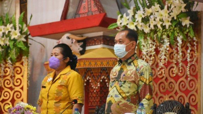 Setelah Nakes, Giliran Masyarakat Umum di Toraja Utara Akan Divaksin Moderna
