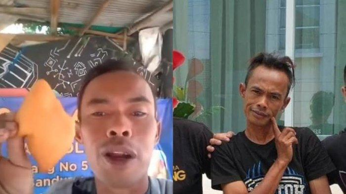 Sosok Ade Londok, Pria yang Viral di Balik Promosi Odading Mang Oleh, Kini Terima Banyak Endrose