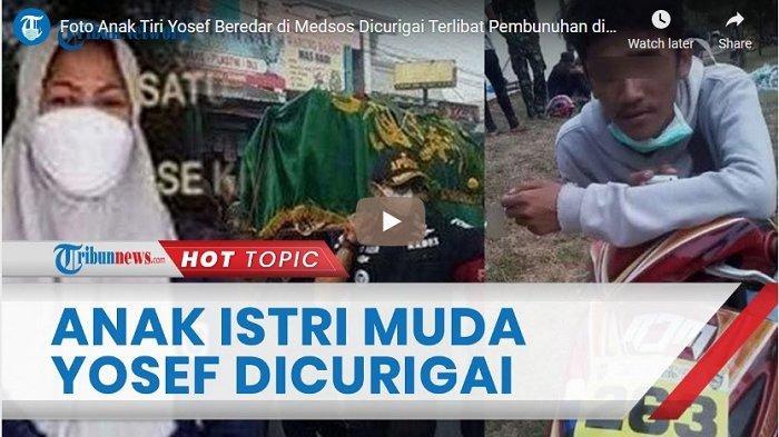Sosok Anak Tiri Yosef Muncul dan Dikaitkan di Pembunuhan Tuti & Amalia di Subang, Sudah Diperiksa