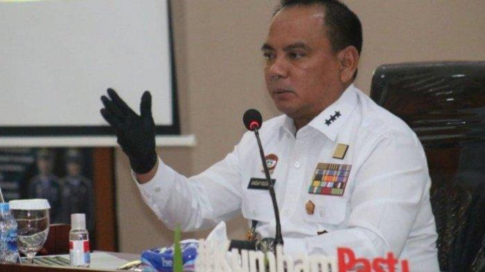 Profil dan Sosok Andap Budhi Revianto Pejabat yang Ultah dan Viral di Medsos, Ternyata Jenderal