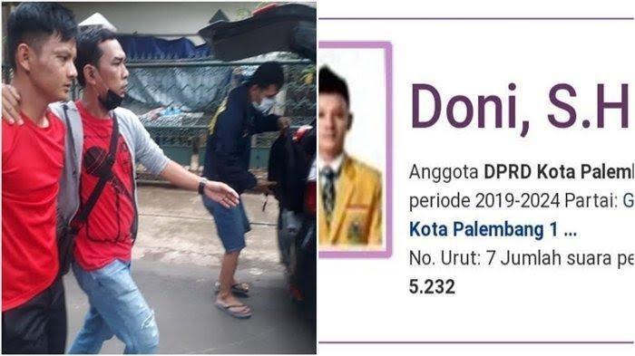 Sosok Doni Anggota DPRD yang Nyambi Jadi Bandar Narkoba, Politisi Mudah & Dikenal Supel