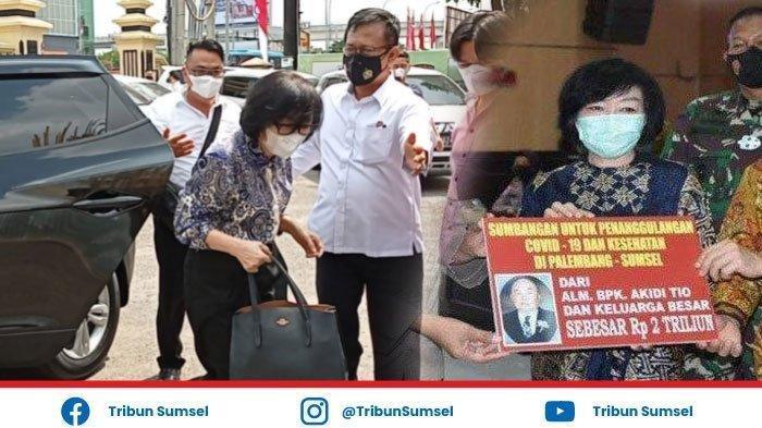 Sosok Heriyanti Anak Akidi Tio, Bohong Soal Uang Rp 2 Trilun hingga Utangnya yang Belum Dibayar