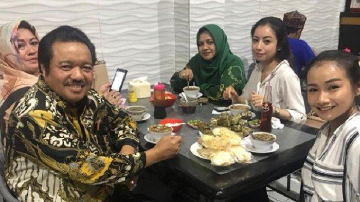 Siapa Idris Laena Turunan Bugis, Ternyata Sebelum Jokowi ke Atta Lebih Dulu Saksi Nikah Putrinya