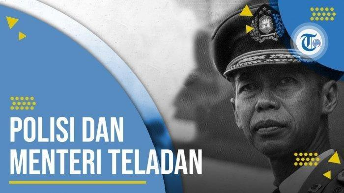 Gusdur Cerita Kejujuran dan Anti Suap Jenderal Hoegeng, Anak Emas Soekarno, Mundur di Era Soeharto