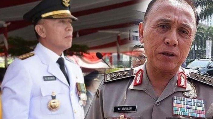 Sosok Ketua Umum PSSI 2019-2023 Iwan Bule, 35 Tahun Berkarier di Kepolisian, Kini Urusi Bola