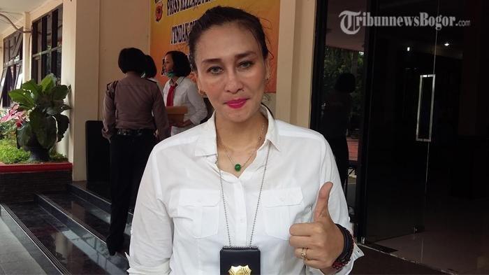Kompol Yuni Purwanti Kapolsek Astana Anyar