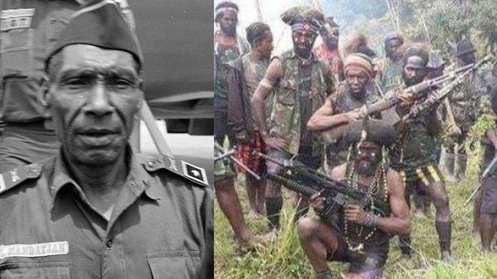 Sosok Lodewijk Mandatjan Bos KKB Papua dengan 14 Ribu Anggota: Mantan Pejuang, Dikalahkan Mertua SBY