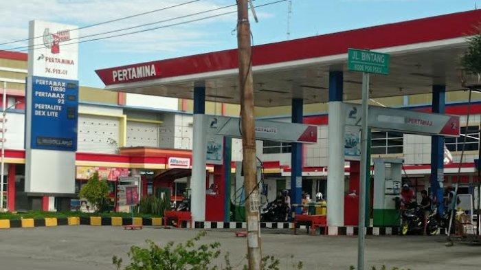 Viral Pengisian Jerigen BBM Bersubsidi, Pengelola SPBU Maccorawalie Pinrang Salahkan Operator