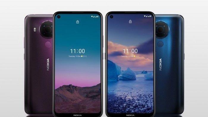 Terbaru Nokia 5.4 Resmi Meluncur di Indonesia, RAM 6 GB, Baterai 4.000 mAh, Harga Rp3 Jutaan