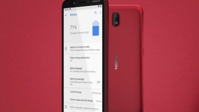 Spesifikasi Smartphone Nokia C1, Resmi Masuk Indonesia dengan Harga Rp 849.000
