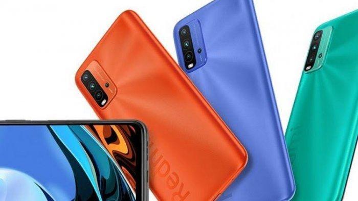 Harga Rp 2 Jutaan, Spesifikasi Xiaomi Redmi 9T yang Resmi Dirilis dengan Baterai Jumbo