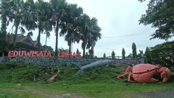 Eduwisata Aqualife Unhas Cocok Jadi Tempat Ngabuburit di Barru, Tiket Masuk hanya Rp 5 Ribu