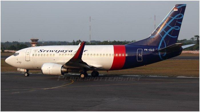 2 Hari Sebelum Jatuh, Pesawat Sriwijaya Air PK-CLC Ternyata Terbang dari dan ke Makassar, Lihat Data