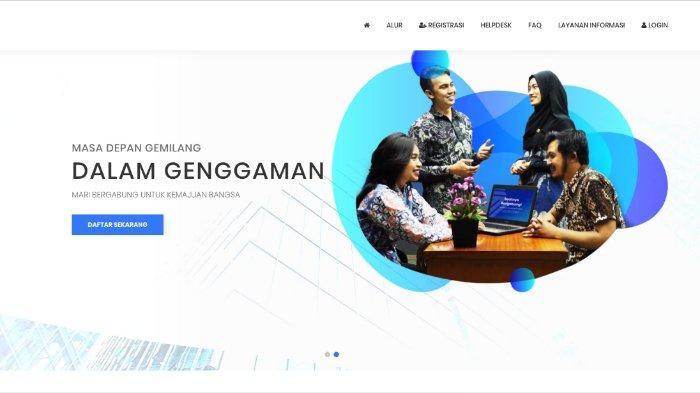Link sscn.bkn.go.id untuk Cek Jumlah Pelamar Pendaftaran CPNS 2019 Setiap Formasi, Berapa Sainganmu?