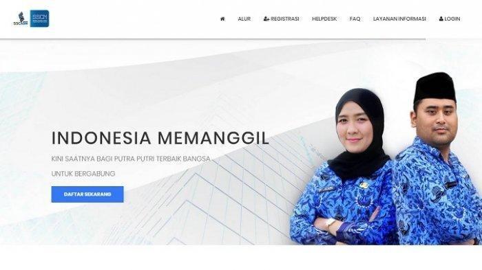 sscn.bkn.go.id Pendaftaran CPNS 2019, Cek Syarat & Dokumen SMA SMK, Kemenkumham, Kejaksaan, KLHK