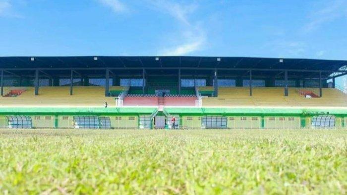 Disiapkan untuk Liga 1, Progres Pembenahan Stadion Gelora BJ Habibie Kini 90 %