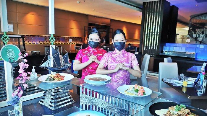 FOTO: Promo Imlek dan Valentine Hotel Aston Makassar