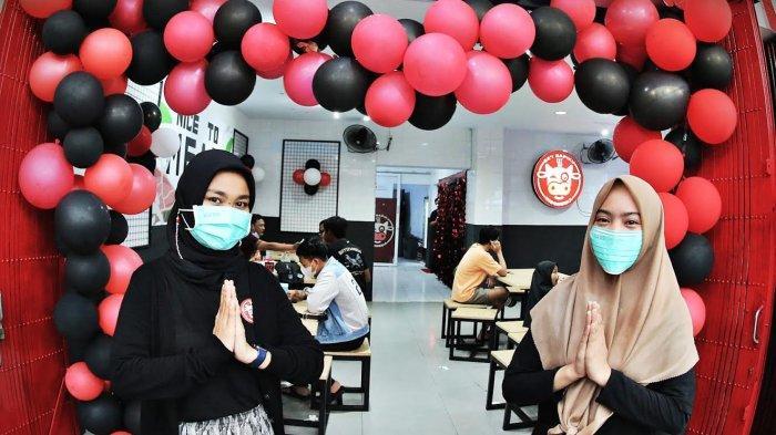 FOTO: Sei Sapiku Kini Hadir di Makassar