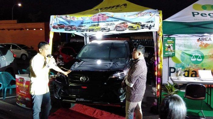 Beli Mobil Toyota di Event Bantaeng Festival Day 2019, Dapat Voucher Belanja Hingga Rp 5 Juta