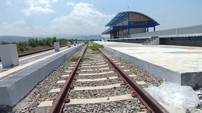 Jalur Kereta Api Pangkep-Barru Ditarget Operasi Agustus 2021