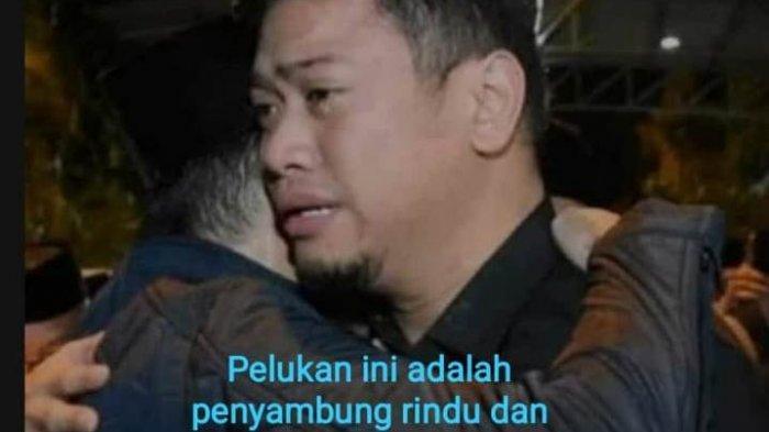 Kutipan 'None untuk Adnan' Mulai Menggaung di Status WA Adik Mentan RI Syahrul Yasin Limpo, Isyarat?