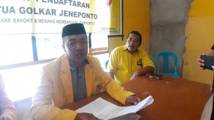 Bakal Gelar Musda, Berikut Jadwal Pendaftaran Calon Ketua Golkar Jeneponto