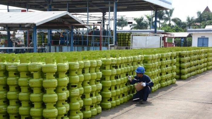 Stok LPG Pertamina Sulawesi jelang Ramadan 1442 H