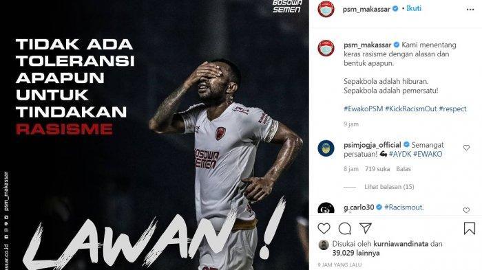 Patrich Wanggai Absen? Prediksis Susunan Pemain Borneo FC vs PSM, Link Live Streaming Indosiar
