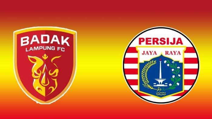 Siaran Langsung (Live) Indosiar TV Online Badak Lampung FC vs Persija, Laga Sedang Berlangsung